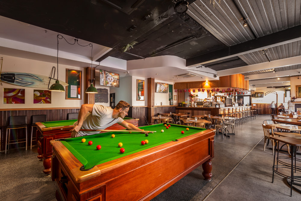 The Public Bar | Pool Table