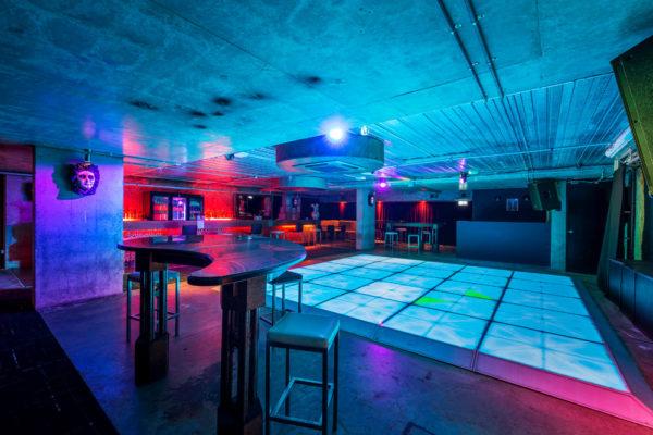The Barkly Underground | Interior 1