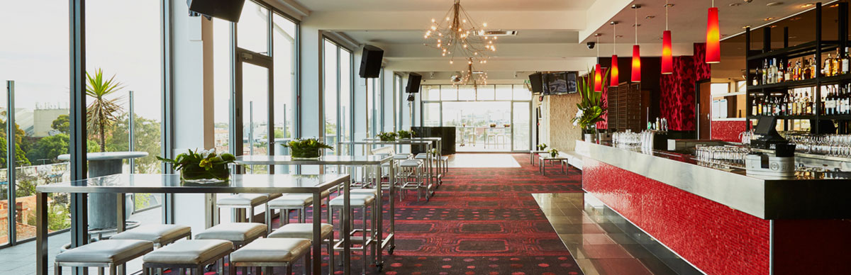 Interior Seating | The Rooftop Bar — The perfect function venue for events in St. Kilda