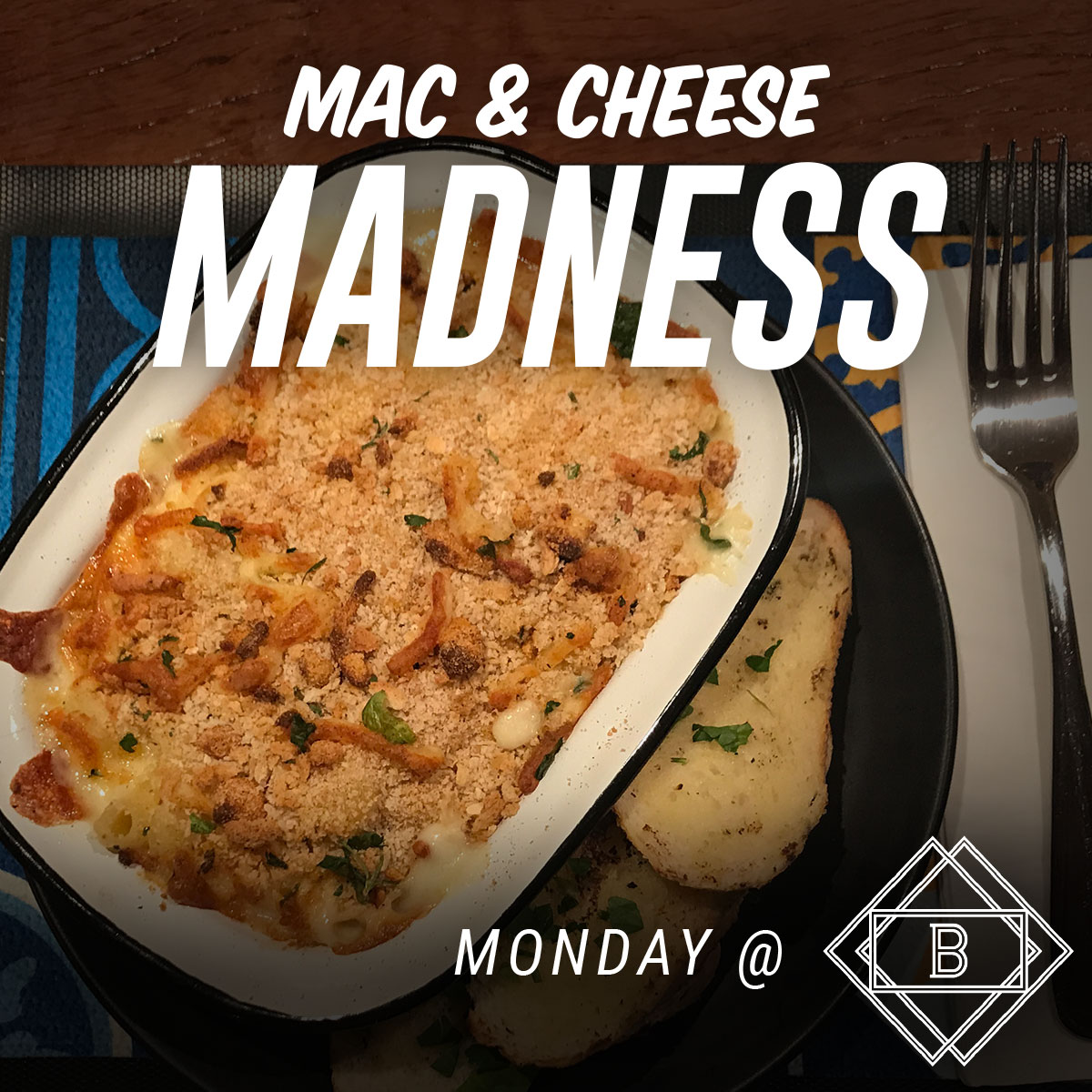 Mac & Cheese Madness