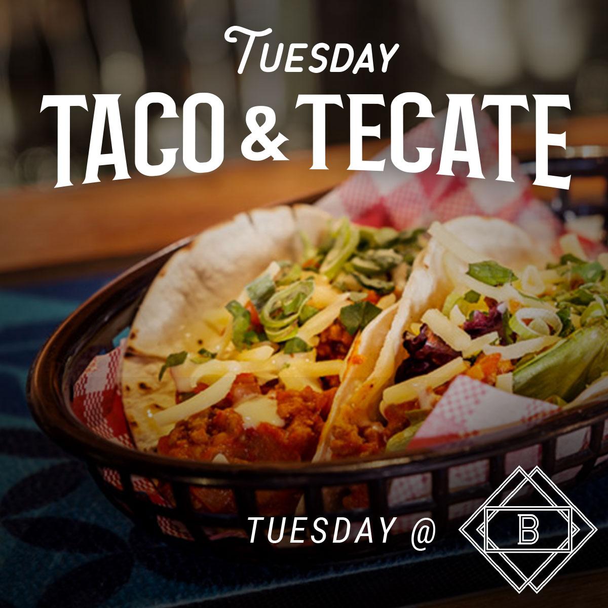 Taco & Tecate